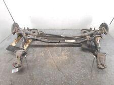 """11-13 Volkswagen Jetta Loaded Rear Axle Beam OEM Sdn 272mm 10.708"""" Rotor"""