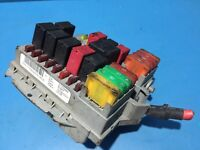 2009 Fiat Bravo Fuse Box Relay and Fuses 51775688