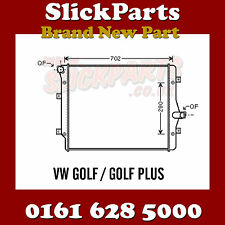 VW VOLKSWAGEN GOLF RADIATOR 2.0 TDi 2004 2005 2006 2007 2008 2009 ONWARDS *NEW*