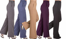 Banned Flared High Waist Trousers Vintage Retro 40's 50's Palazzo Pants