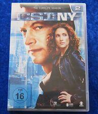 CSI NY Die komplette zweite Staffel, DVD Box Season 2