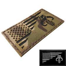 IR infrared USA flag star wars mandalorian multicam boba fett laser hook patch