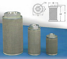 "Hydraulic Suction Line Filters (MF Type) MF-08 1"" PT"