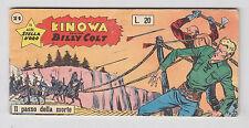 KINOWA ( 3 ) Billy Colt  III sr. n. 21  ed. Dardo 1959 # ottimo+