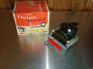 New NOS OEM GM Delco Remy Ignition Coil 1208022 Opel Manta Kadett Corsa Ascona