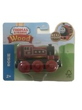 Thomas And Friends Wood Rosie Train Set NEW