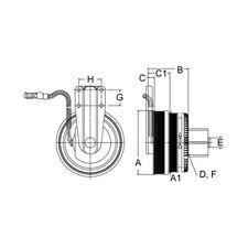HORTON 996711 - Clutch Magforce Cum B 6/8pk Grv - Clutch Magforce Cum B,6-8pk Gr