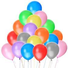 "12"" inch Heavy Duty Latex Balloons Helium/Air Quality baloons mix colours BALLOO"