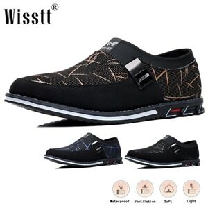 Mens Walking Work Driving Outdoor Flats Boat Wedding Suede Loafers Dress Shoes