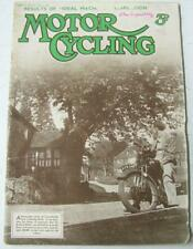 Motor Cycling 17 Jul 1935 Motorcycle Magazine New Imperial History Rudge ++