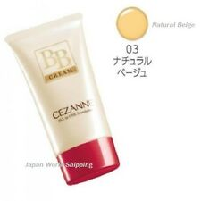 Cezanne BB Cream 03 Natural Beige All-in-one Foundation SPF 23 PA++32g  Japan