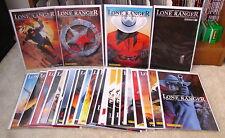 27 The Lone Ranger Tonto 1-25 0 #9 Silver foil Variant Dynamite Comics 2006