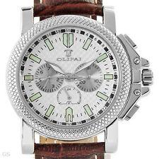 OLIPAI Braemar Chronograph Datum Automatische Armbanduhr Modell Nr. L 106