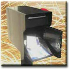 Fort Knox Mailbox Aluminum mail slide out tray For Larger Fort Knox Mailboxes