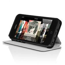 Incipio LGND Premium Hard-Shell Folio Case for iPhone 5 BLACK IPH-883 NEW OEM
