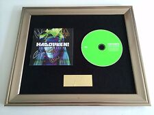 PERSONALLY SIGNED/AUTOGRAPHED HADOUKEN - EVERY WEEKEND CD PRESENTATION. RARE