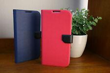 FENICE Diario Ver. 2 Samsung Galaxy S4 Premium Italian PU Leather Case - Pink