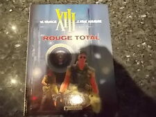 belle reedition treize rouge total