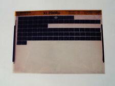Honda XL200 R Bj.1982  Microfilm Microfich Teilekatalog  Ersatzteil