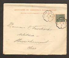 """PARIS (VII°) ANNUAIRE DU COMMERCE DIDOT-BOTTIN """"LE VICOMTE DE LA BAUME"""" 1919"""
