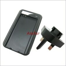 Battery Charger for Samsung Galaxy S5 S V I9600 GT-I9600 UK AC WALL MAIN CHARGER