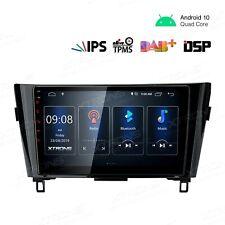 "stereo Nissan X-Trail, Nissan Qashqai  ANDROID  10 WIFI GPS BT USB 10,1"" 360°"