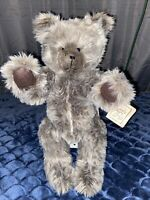 Original Carolsue Design By Carol Loucks Teddy Bear Gunther Rare Growler