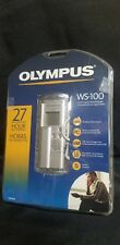 Olympus WS-100 WMA Digital Voice Recorder