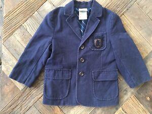 Disney Toddler Boys Mickey Mouse Sport Coat Jacket Blazer Size 2/3 Disney Store
