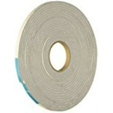 MD 02238 1/4-Inch X 1/8-Inch X 17-Feet High Density Foam Tape with Adhesive Clos