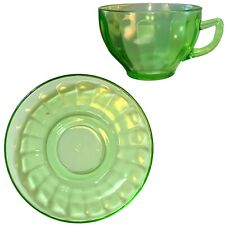 Hostess Pattern by Federal Glass, depression glass, Various Pieces