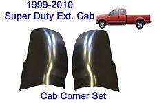 1999 2010 Ford Super Duty Extended Cab Corner Set, Super Cab, 4 door Truck PAIR