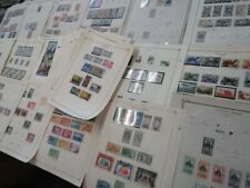 Nystamps Italy Ethiopia Eritrea many mint old stamp collection Scott page