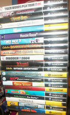 Huge Lot of 21 Nintendo GameCube Games most COMPLETE with Game, Case & Manual