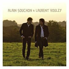 ALAIN SOUCHON/LAURENT VOULZY - SOUCHON & VOULZY NEW CD