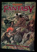 Warhammer Fantasy Roleplay 1986 Hardback Book