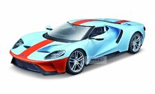 Maisto 2017 Ford GT Special Edition Die Cast Car Model 1:18 Scale