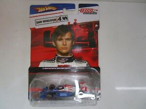Hot Wheels 2009 Izod Indycar Series Dan Wheldon Indy Race Car Honda Racing P7301