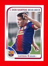 FC BARCELONA 2012-2013 Panini - Figurina-Sticker n. 130 - SANTOS -New