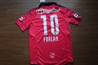 J-League Forlan #10 Cerezo Osaka Jersey 100% Original Jersey Shirt M 2015 Home