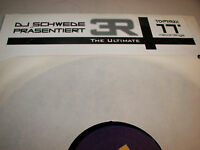 "3R w/DJ Schwede The Ultimate 12"" Single NM Toptrax Germany TOP0005-12 2001"
