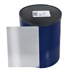 Aluminium Folie (3.0205) 150x5000 mm, Reinaluminium Aluminiumfolie Alufolie