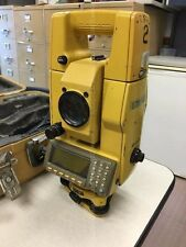 Topcon GTS-500 Dual Display Total Station