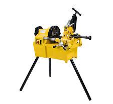 "Steel Dragon Tools® 7090E 2"" Pipe Threading Machine fits Ridgid® 811A Die Head"
