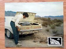 VANISHING POINT 1971 - Mopar Dodge Challenger R/T - scarce German lobby card #4