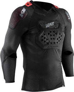 Leatt Airflex Stealth Body Protector - Motocross Dirtbike Offroad ATV