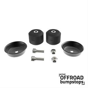 TIMBREN ABS Front Active Bumpstop Kit for most newer 4WD Toyotas (ABSTOF)