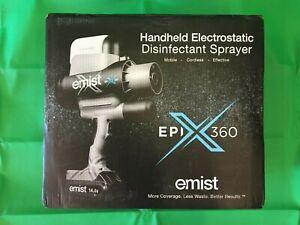 Emist EPIX360™ Electrostatic Disinfectant Sprayer