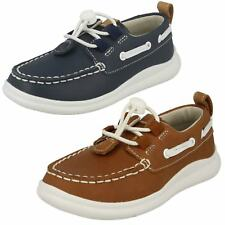 Clarks Boys Casual Shoes 'Cloud Swing'