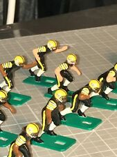 Tudor Electric Football Game Custom NFL Pittsburgh Steelers Alternate Unis NEW!